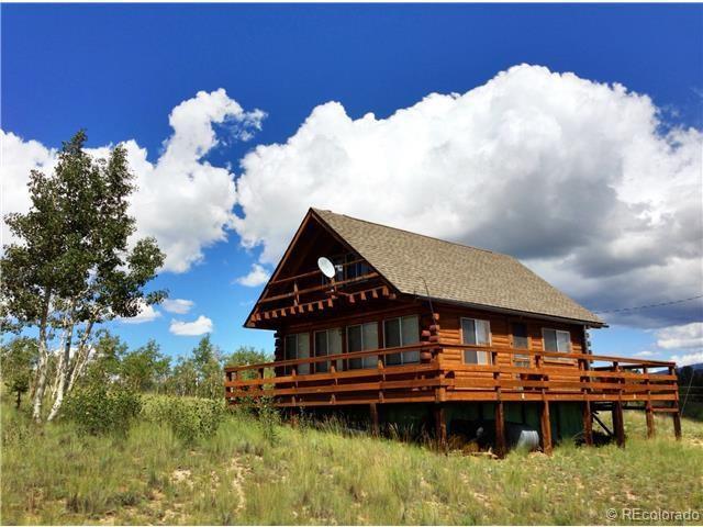 Colorado Fishing Cabin in Park County