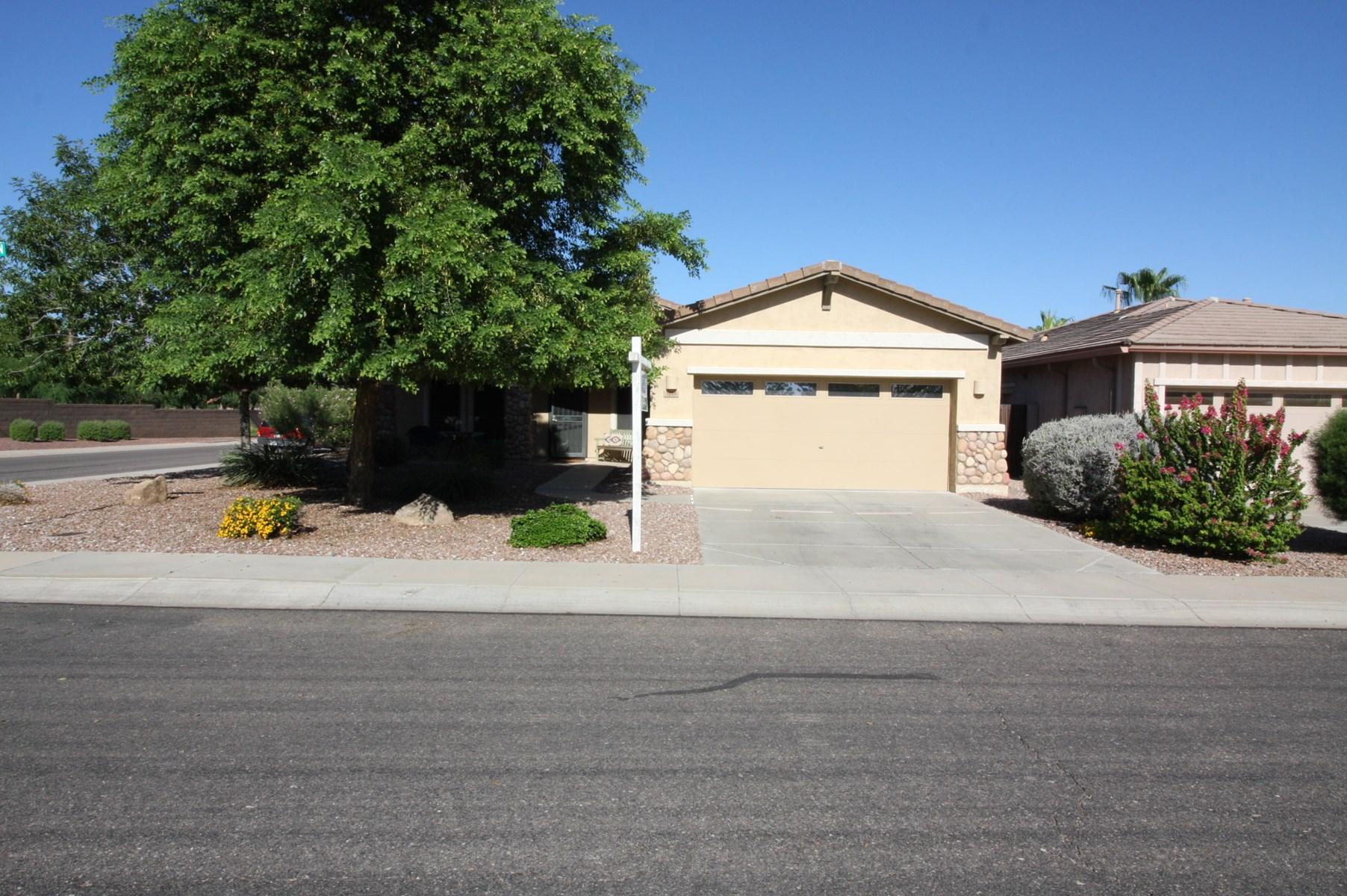 Lake Subdivision Home in  Casa Grande Arizona fpr sale