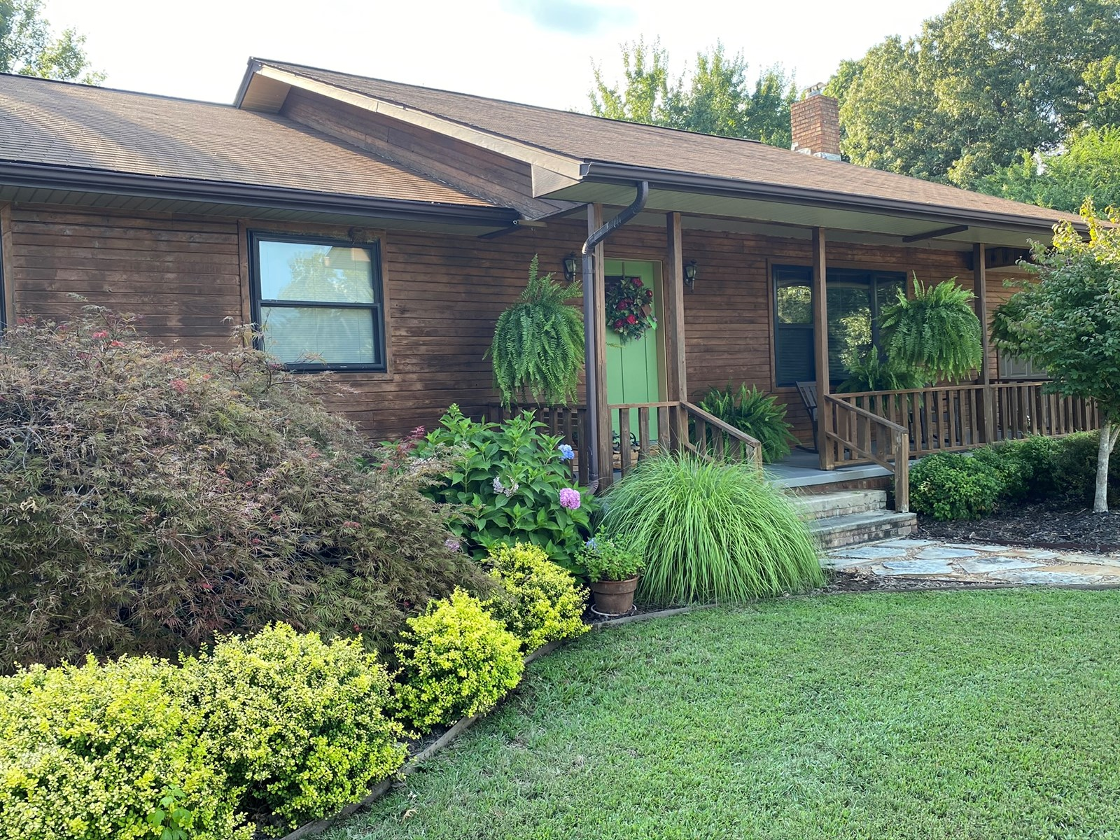 Country Brick Home for Sale Valley Springs School District