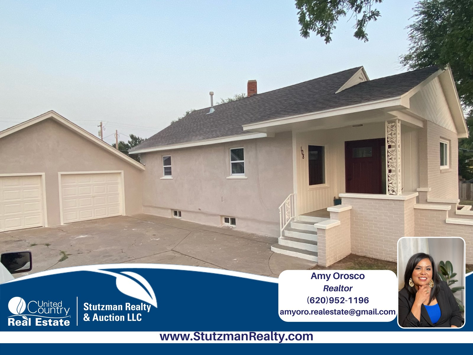 AFFORDABLE HOME CLOSE TO SCHOOLS FOR SALE IN ULYSSES