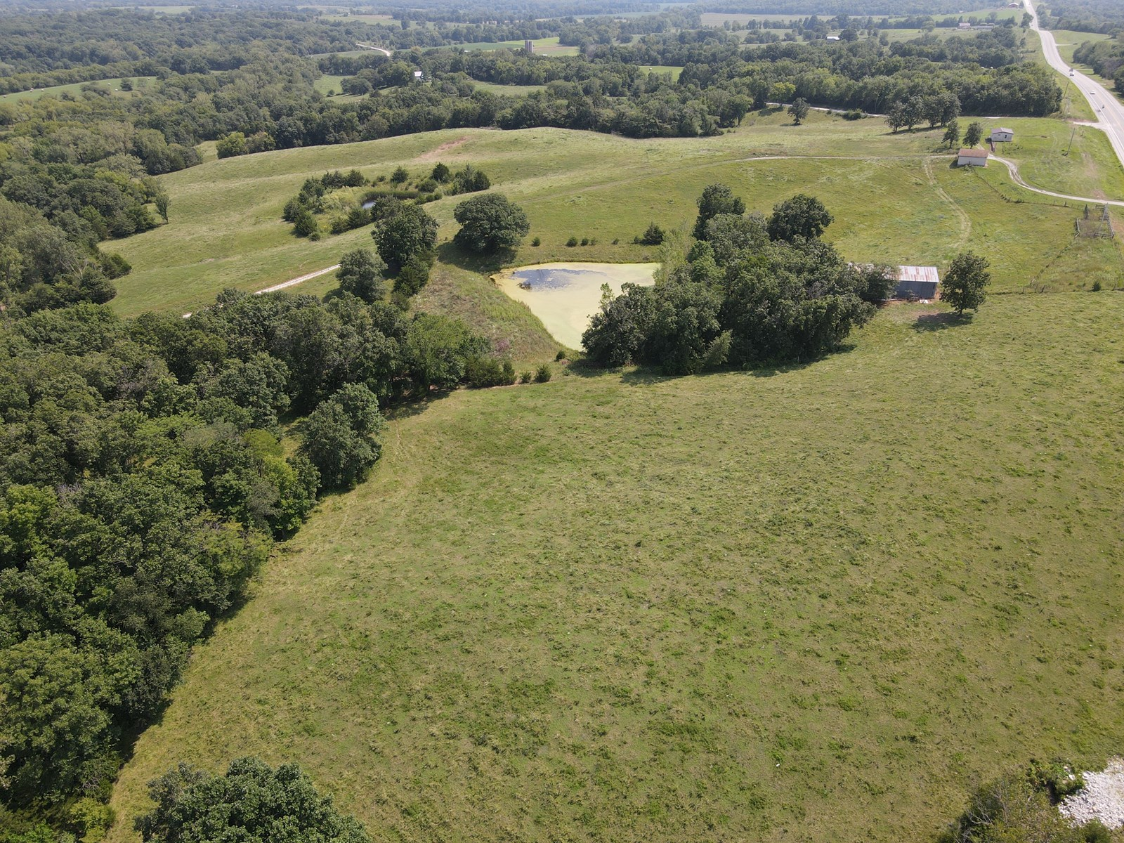 For Sale 120 Acre Combination Farm in Mercer County