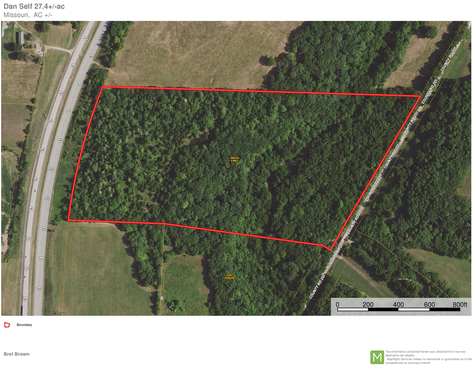 Land For Sale Saline County Mo