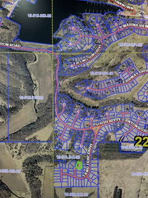 LAND FOR SALE IN APPLE CANYON LAKE