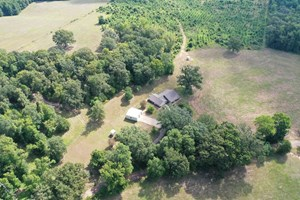 GOODSON CREEK RANCH EAST TEXAS LIVE WATER TIMBERLAND TRACT