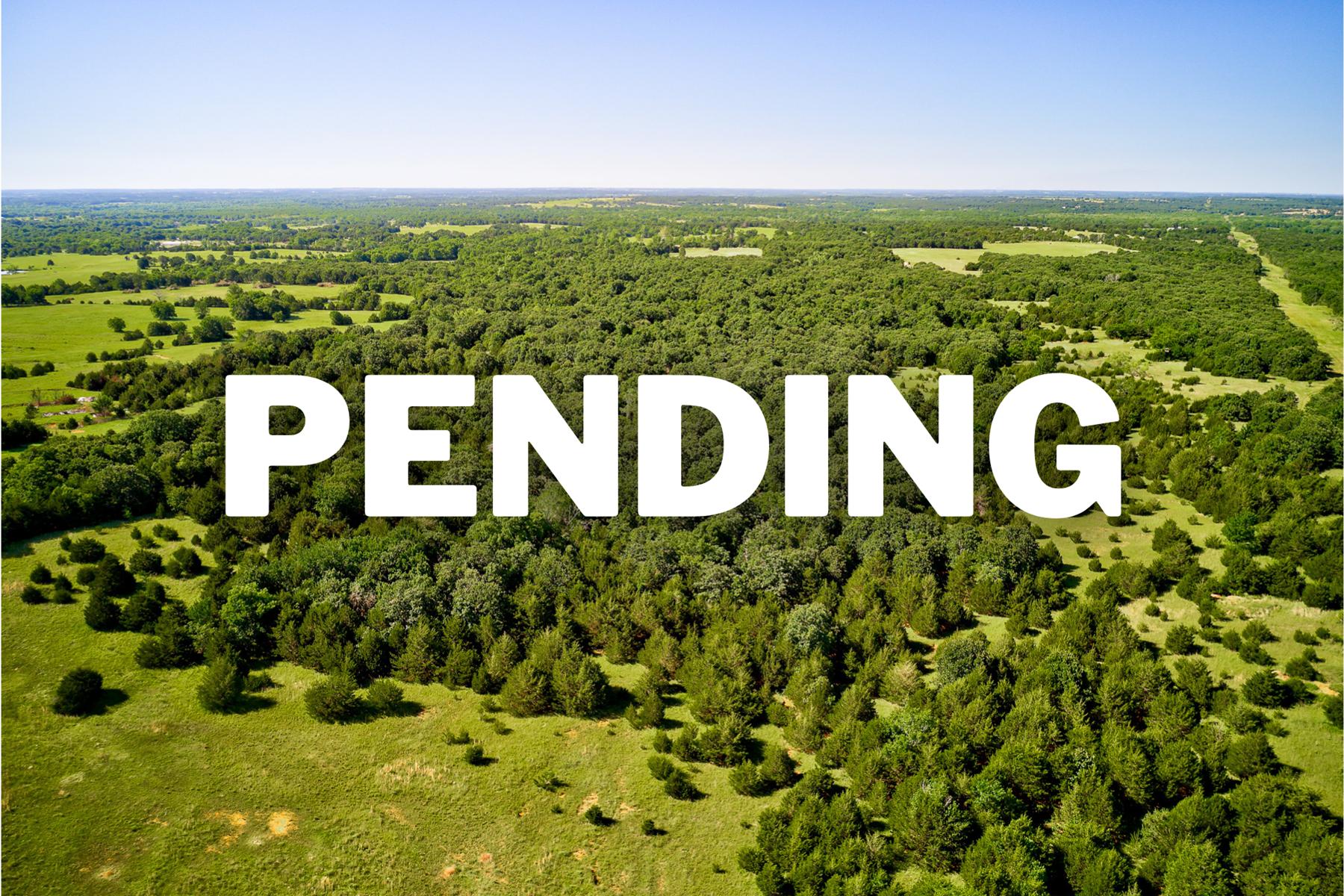 156.32 Acres - BEAUTIFUL Hunting Property - Close to OKC