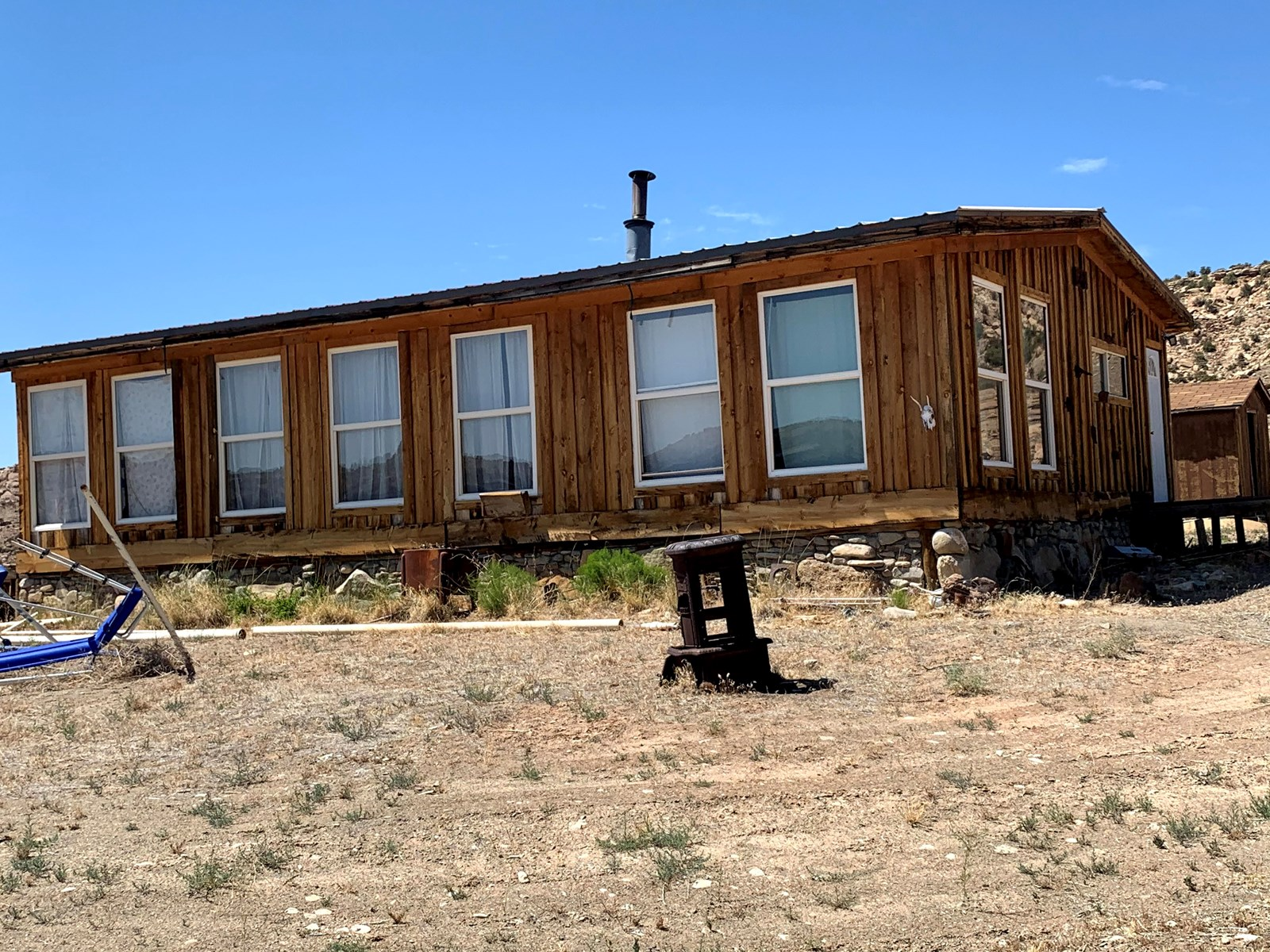 Rustic Cabin on 52+ Acres For Sale in Cortez, CO!