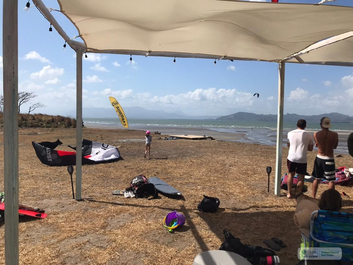 BEACH FRONT LOT FOR SALE IN PUNTA CHAME PANAMA