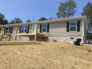 NEW 3 BR, 2 BA DOUBLEWIDE FOR SALE IN MORRISTOWN, TN