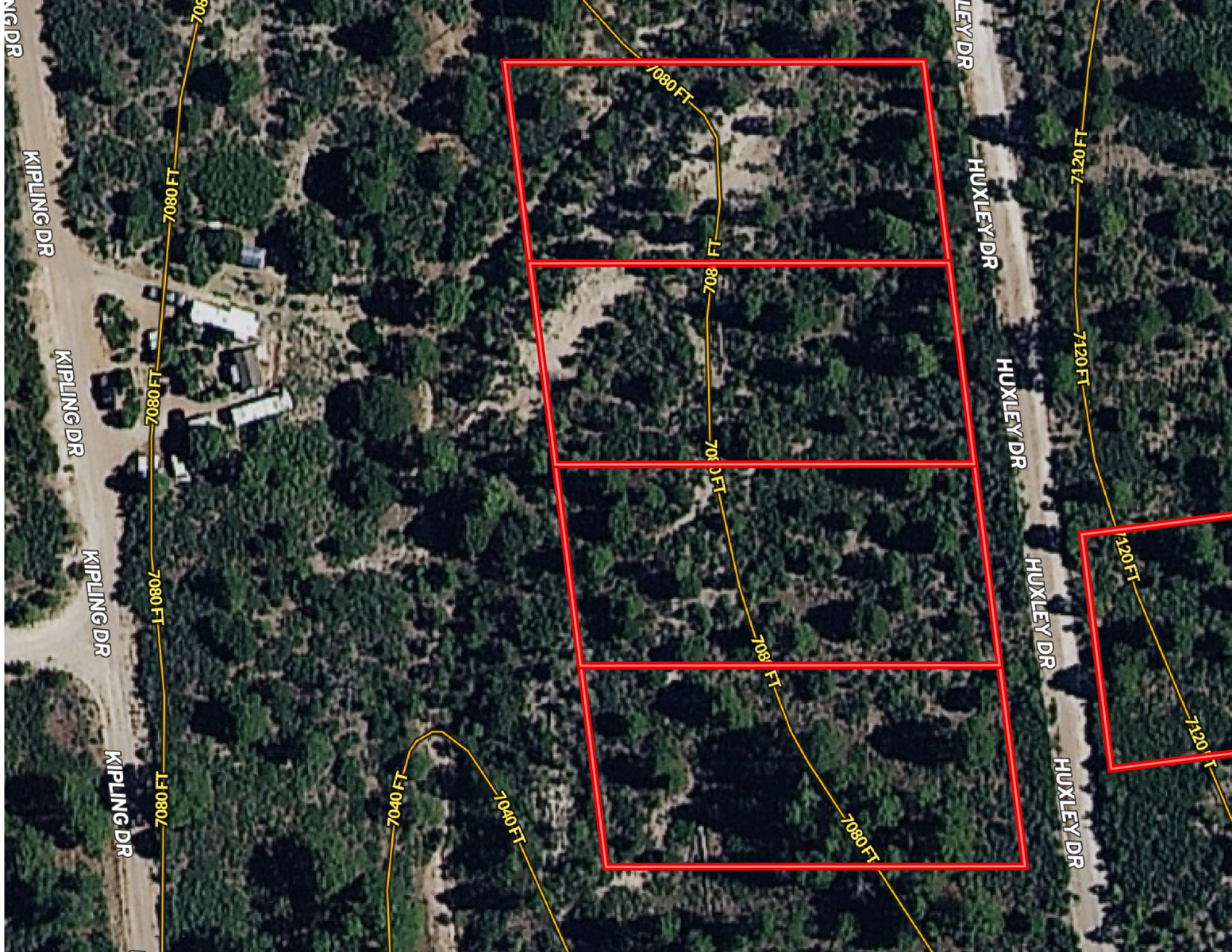WOOD ACREAGE IN TIMBERON NEW MEXICO FOR SALE