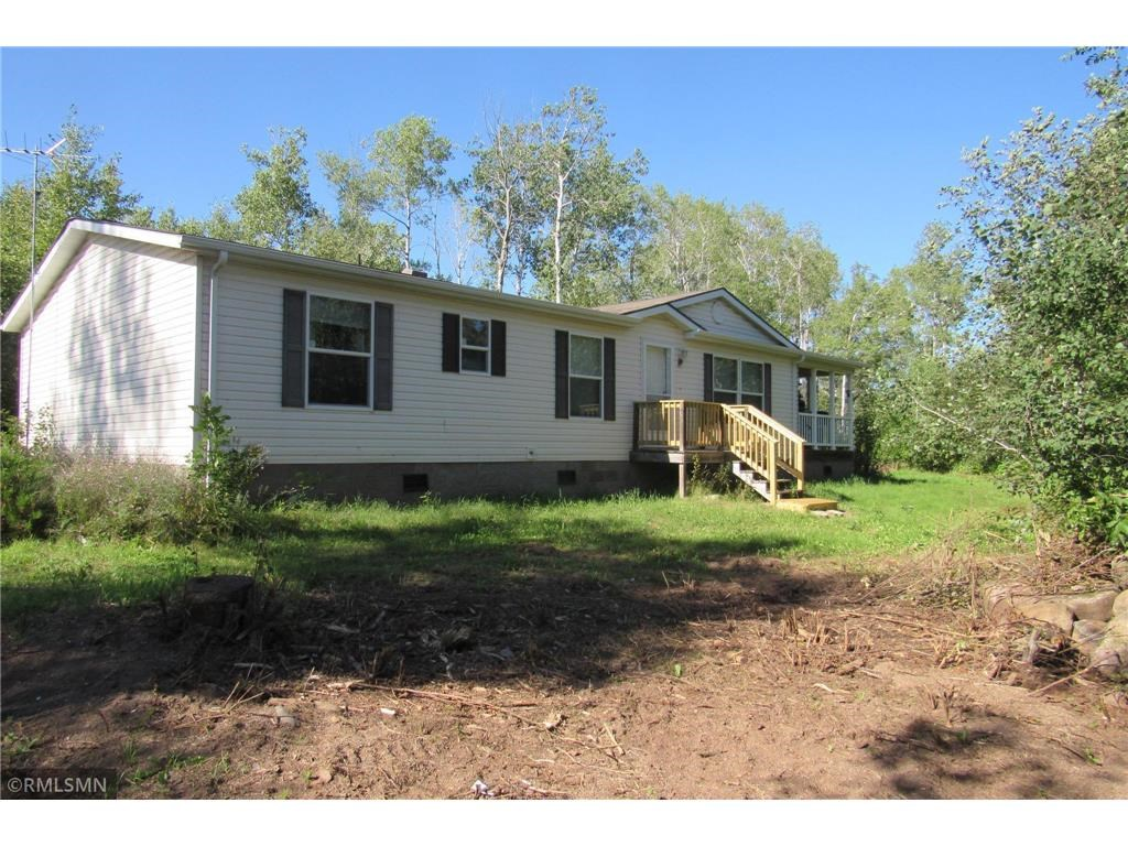3bd 2ba Country Home on 20 Acres For Sale in Kettle River MN