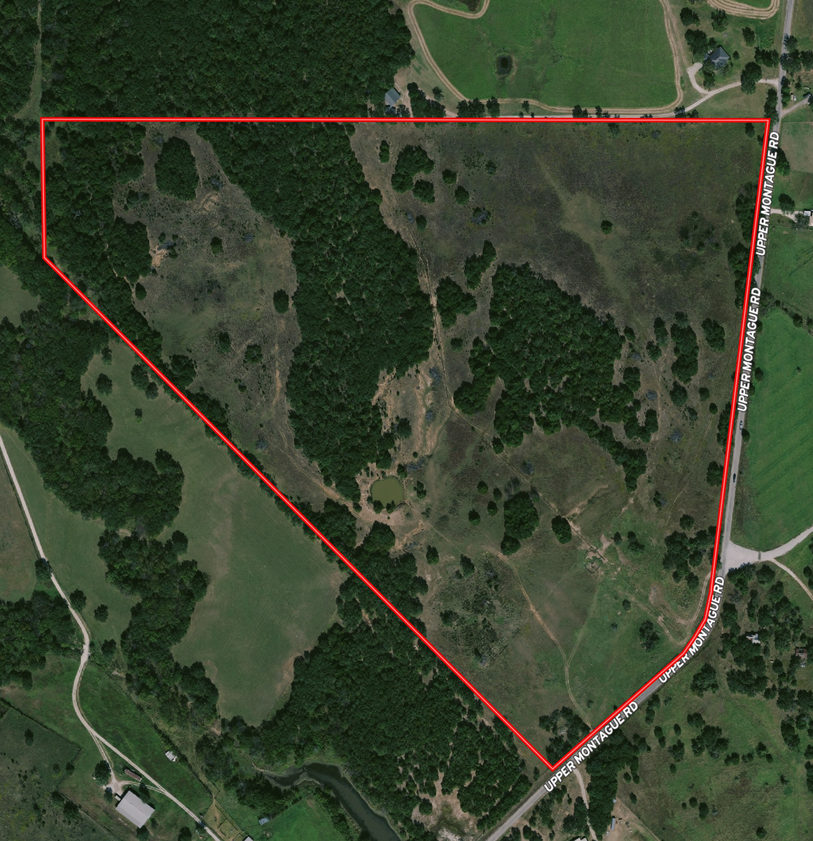 LAND FOR SALE MONTAGUE COUNTY TEXAS PROPERTY RANCH