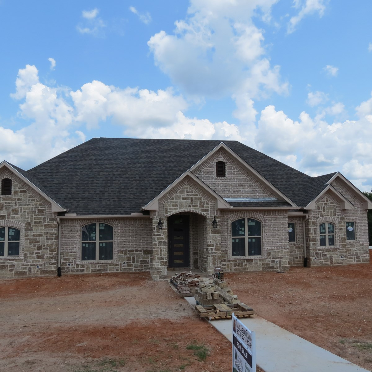 NEW CONSTRUCTION HOME LINDALE ISD DOVE RIDGE SUBDIVISION