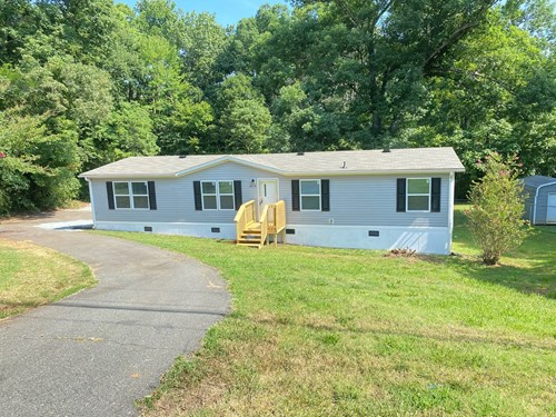 For Sale 2019 Clayton Home and Land in Rural Hall, NC