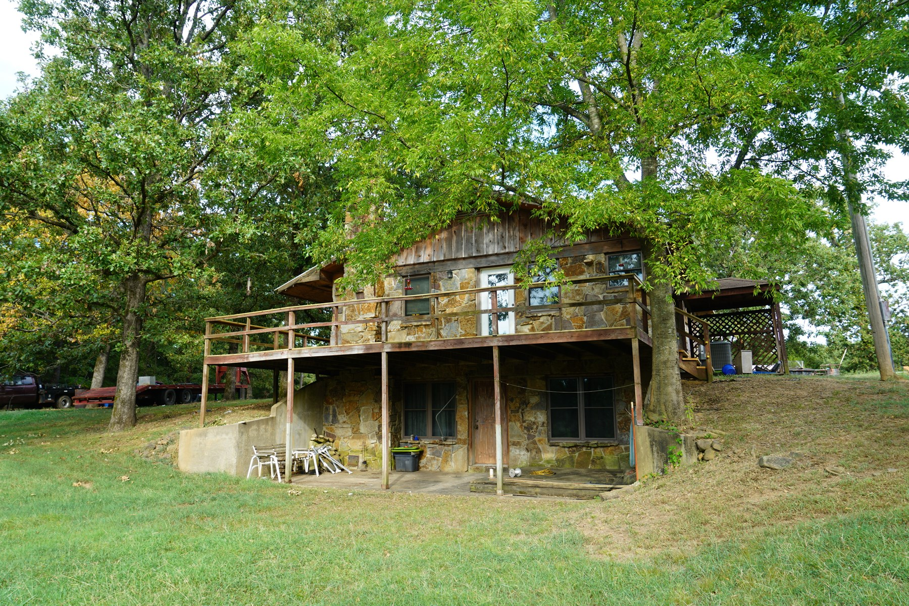 COUNTRY HOME AND LAND FOR SALE IN OKLAHOMA NATIONAL FOREST