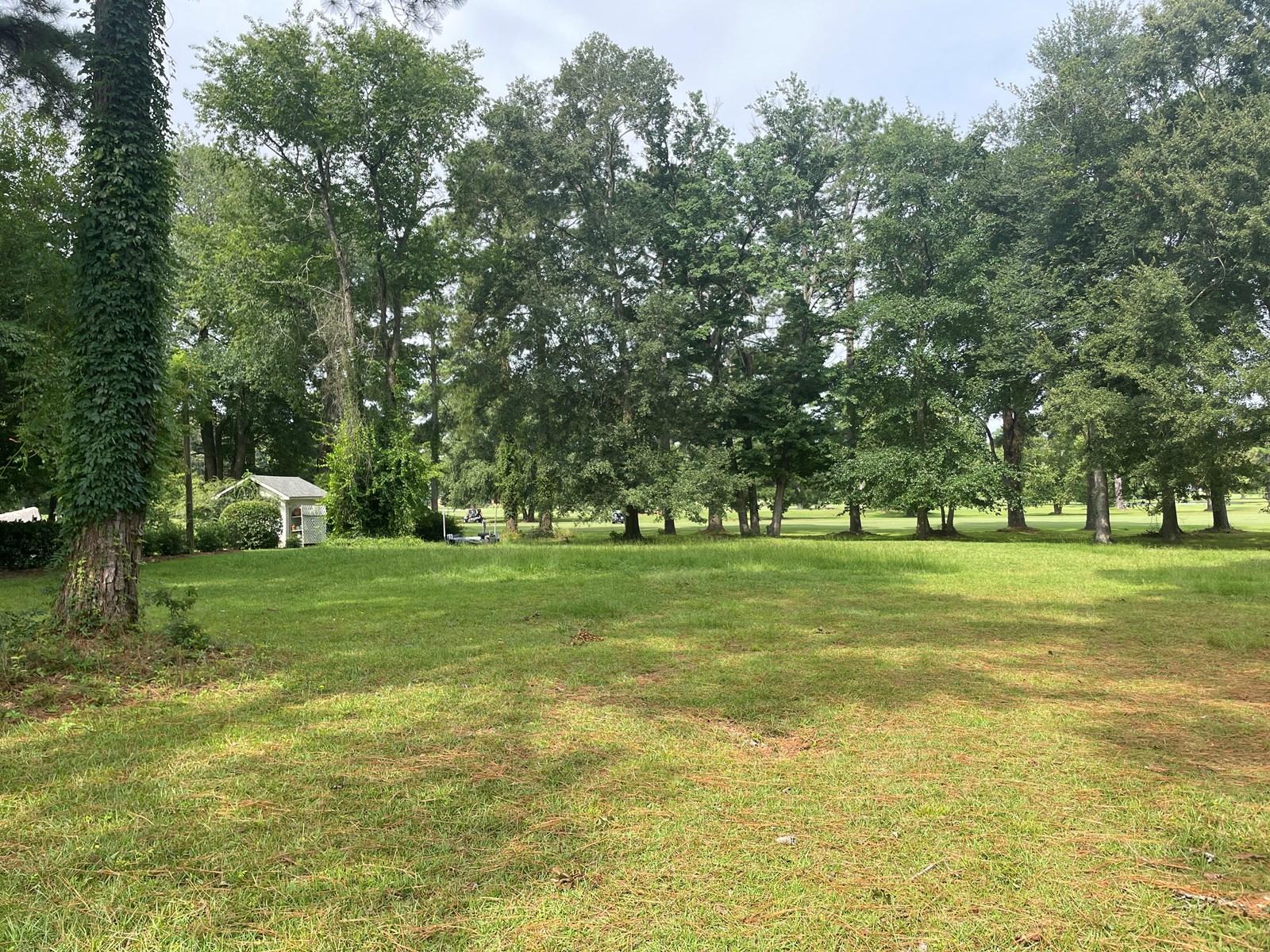 Golf Course Lot For Sale in Washington, North Carolina