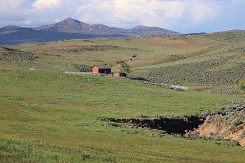 Moffat County, CO   Ranch & Hunting Land with Cabin For Sale