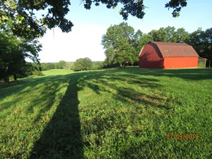 LAND WITH HOUSE FOR SALE IN OZARK COUNTY MO.