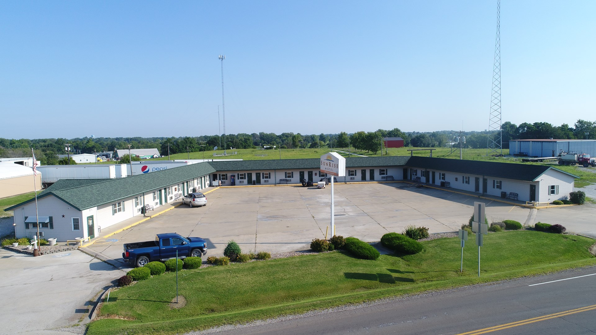 Turn-key Motel For Sale in Memphis, Mo.