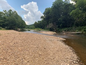 CREEK LOT FOR SALE IN TENNESSEE