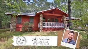 HOME FOR SALE IN CHEROKEE VILLAGE, AR