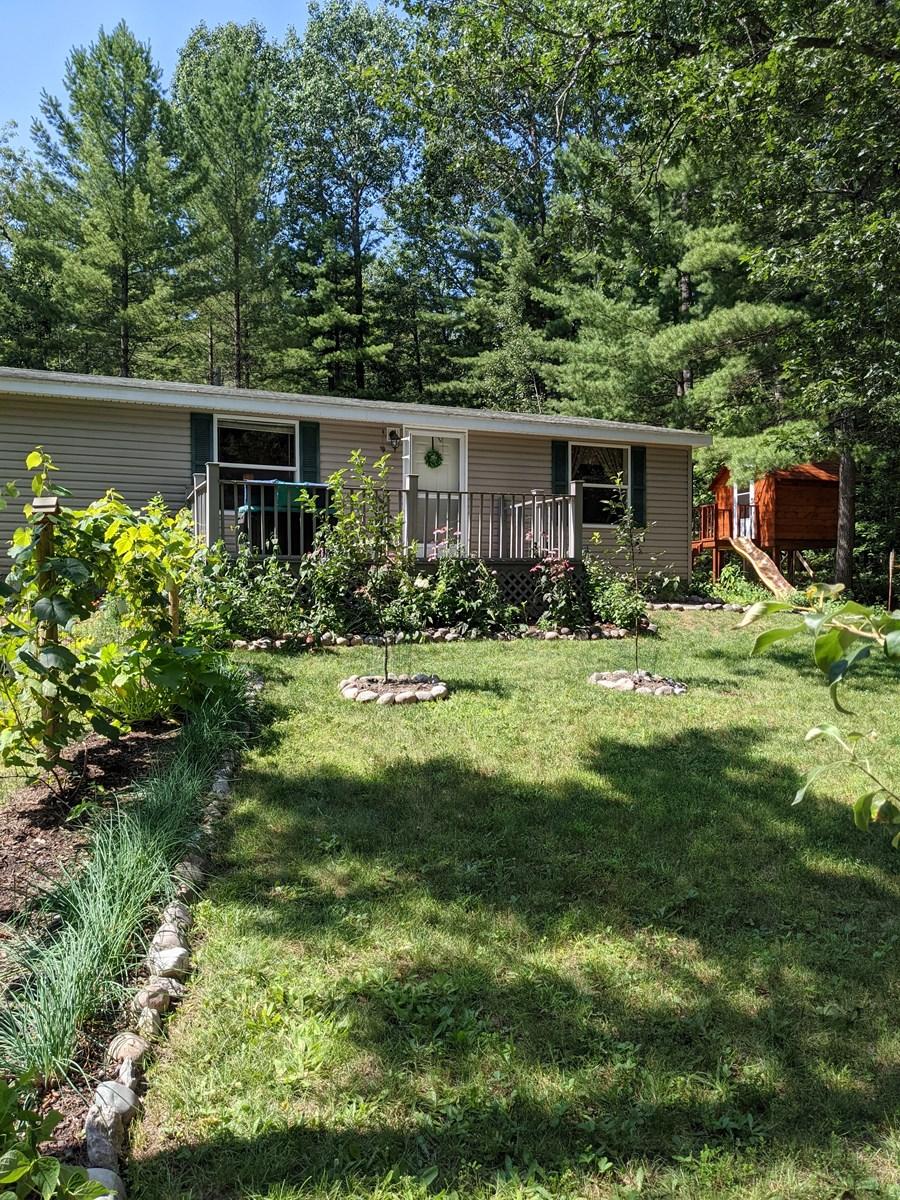 Northern Michigan Home w/ 40 Acres for Sale Atlanta MI