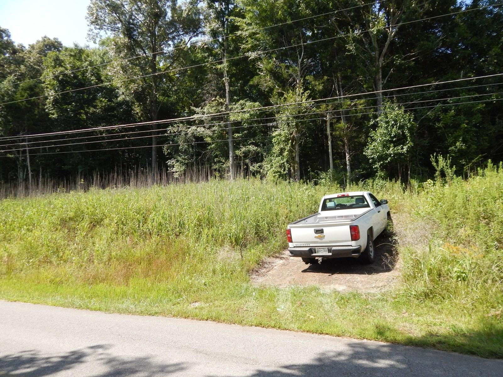 Building Lot on .37 Acre near Waynesboro, Tn.