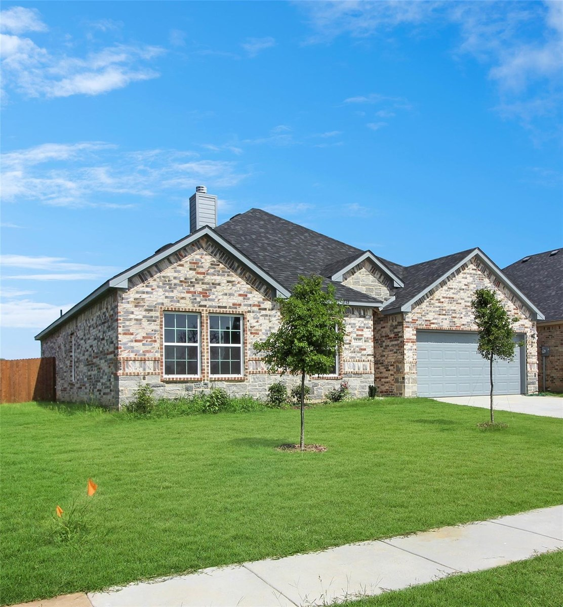New Construction Home in Canton, TX!