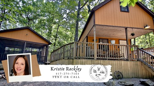 Cabin in the Woods, Alton MO