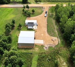 80 ACRES HUNTING LAND FOR SALE, CAMP, SHOP, CRP IN MS DELTA