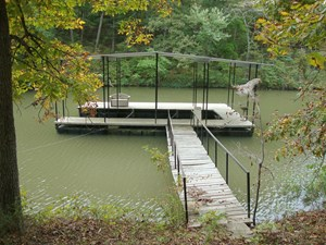 39+/- WOODED ACRES OF LAKEFRONT PROPERTY LAKE OF THE OZARKS