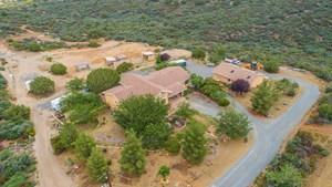 RANCHETTE FOR SALE IN CENTRAL ARIZONA, GUEST QUARTERS