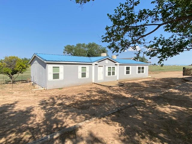 Moriarty, New Mexico Horse Property with Home For Sale