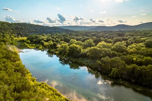 YEAR ROUND LIVE WATER RANCH FOR SALE IN TEXAS HILL COUNTRY