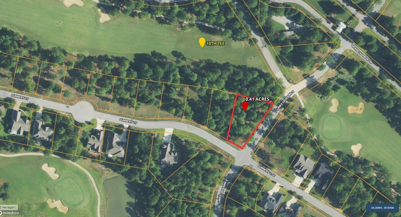 AUCTION! GOLF COURSE LOT IN GRAND HARBOR LOT: 252