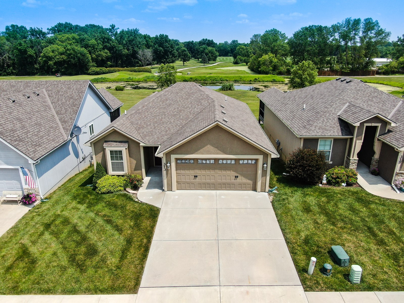 Kearney MO Home on Golf Course For Sale