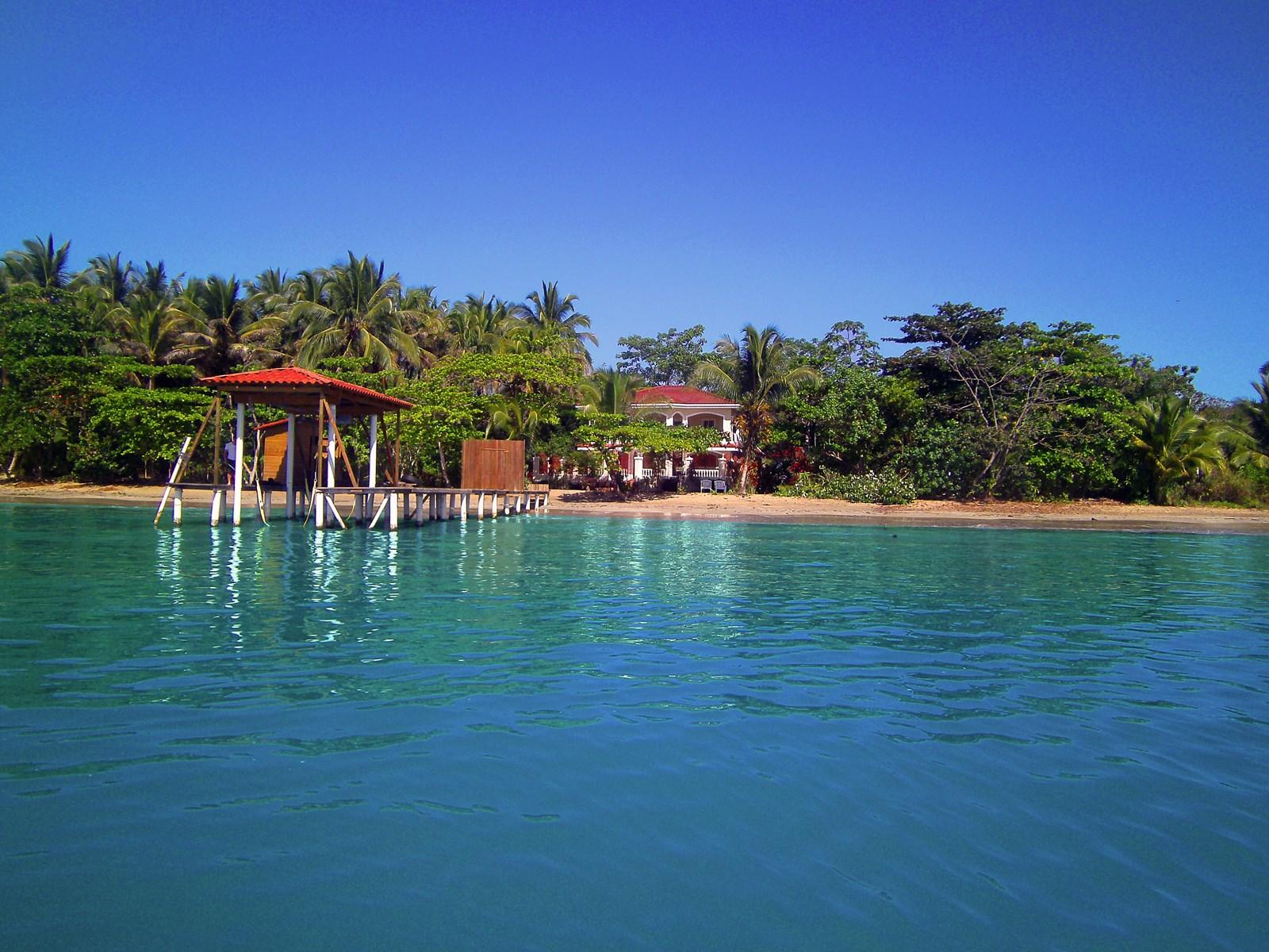 Beachfront Villa, Big Creek, Bocas del Toro