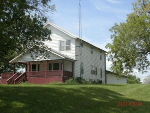 CENTURY OLD COUNTRY HOME ON 2.5 AC. M/L