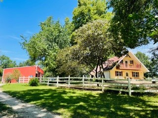 Country Home For Sale In Golden City, Mo