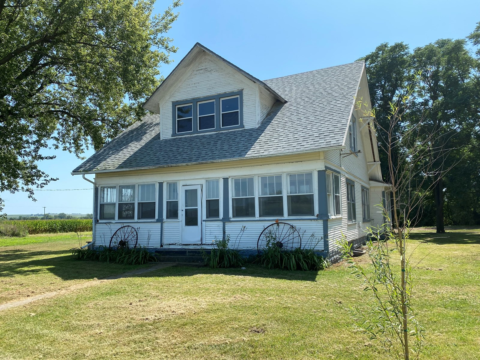 Acreage For Sale, Woodbine, IA Harrison Co.