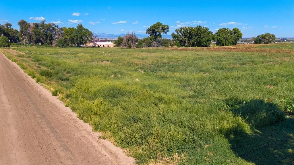 Plenty of room and easy development of property