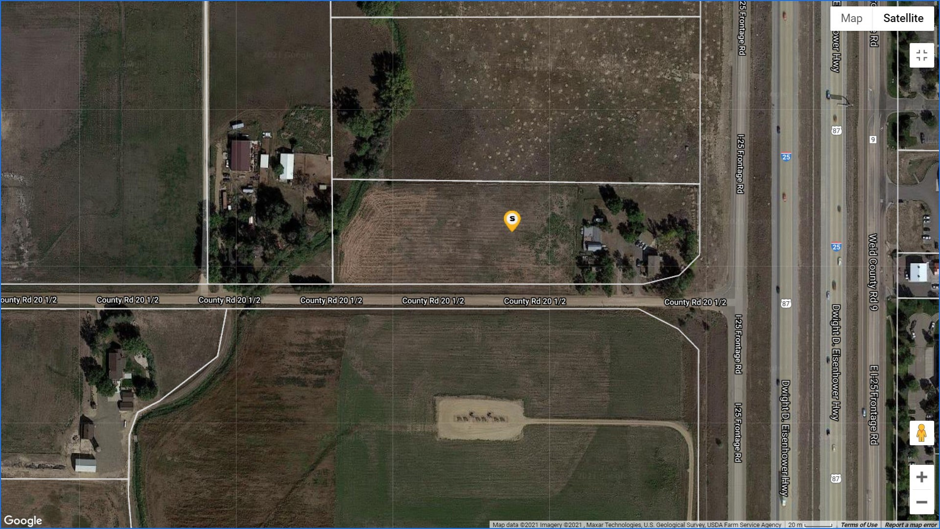 Weld County, CO   Commercial Development Property For Sale