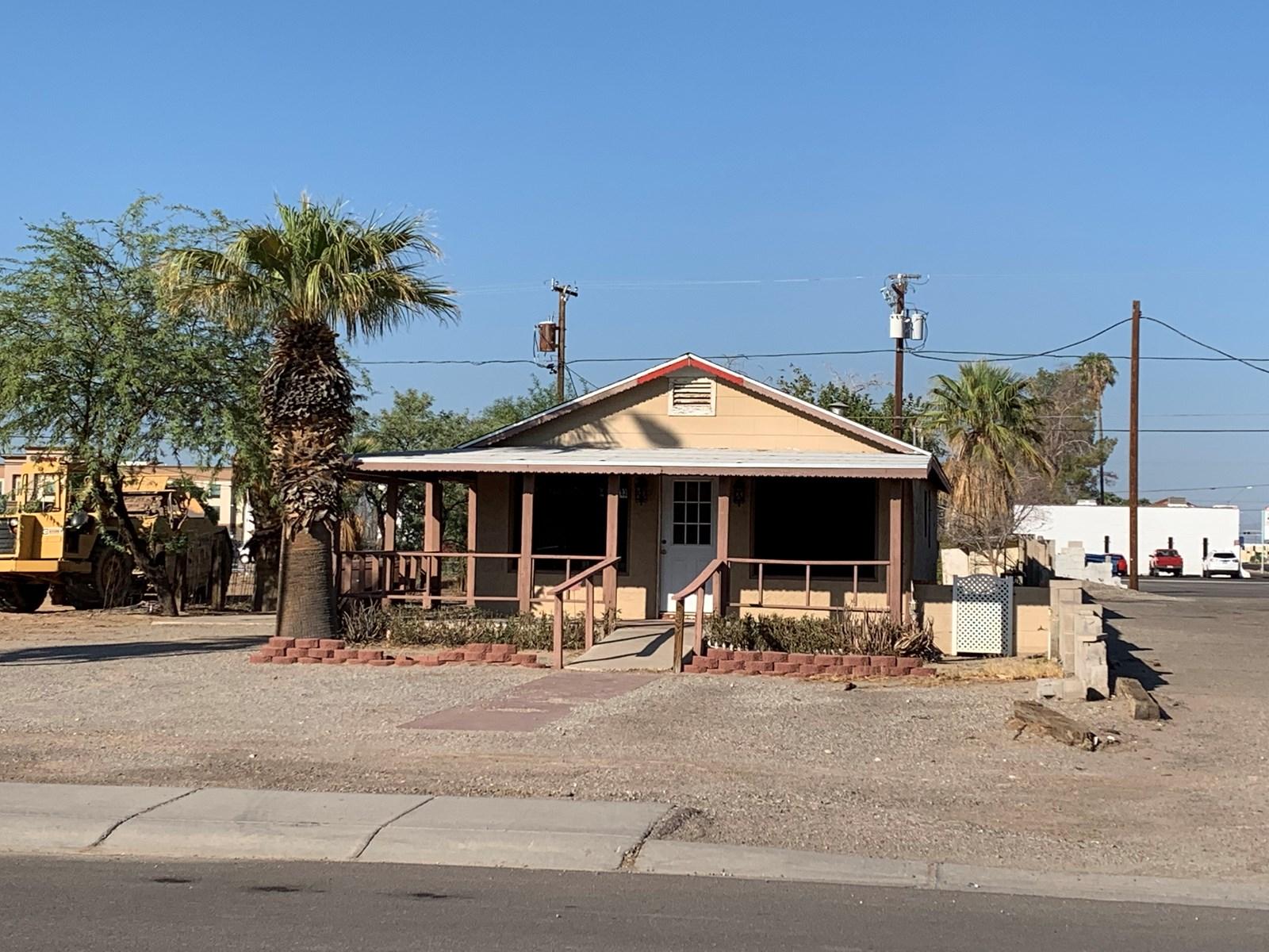 Commercial Building - Parker, AZ