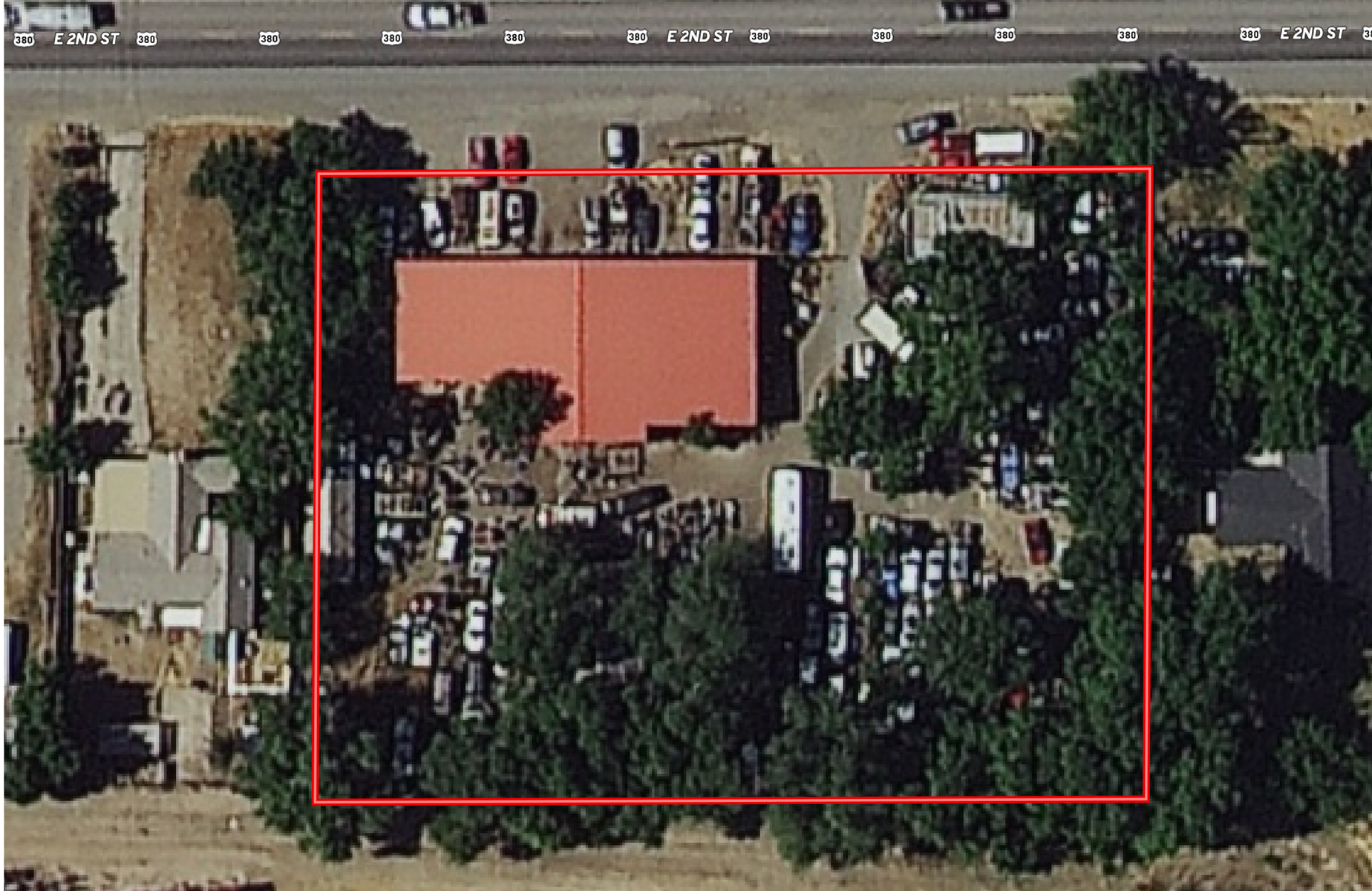 COMMERCIAL BUILDING IN ROSWELL NEW MEXICO FOR SALE