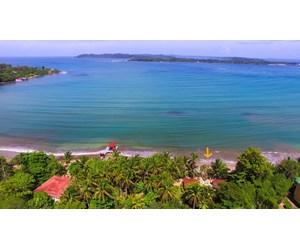 2 Titled Oceanfront Casitas, Big Creek, Bocas del Toro