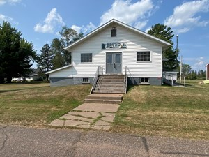 COMMERCIAL PROPERTY/RENOVATION PROJECT FOR SALE IN BRUNO, MN