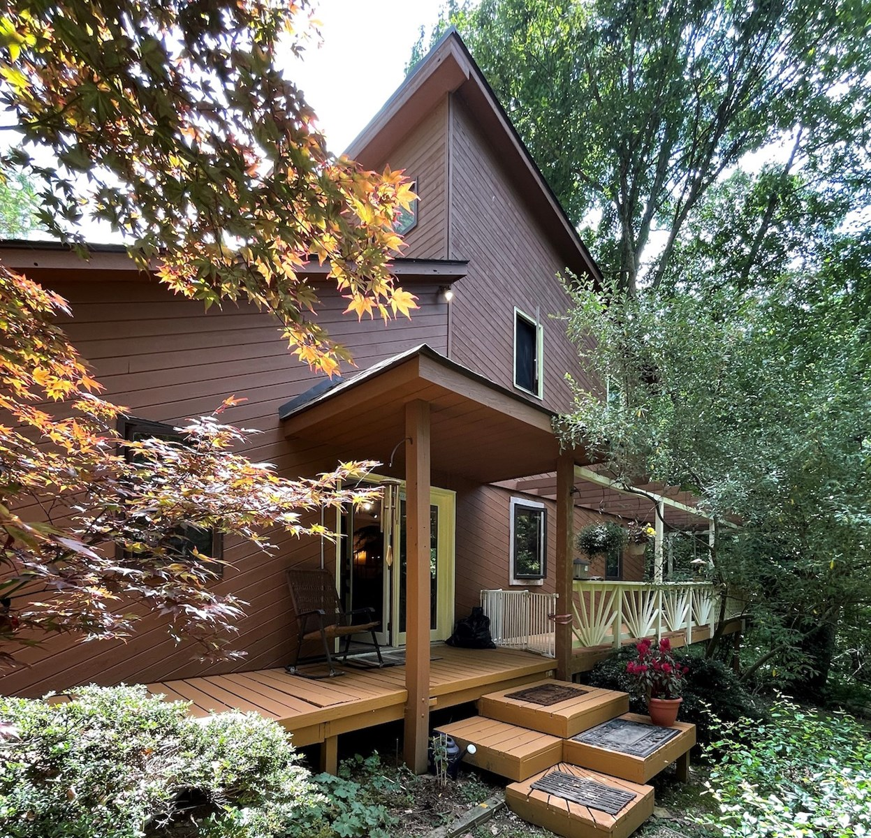 Custom Built Home for Sale in Floyd VA