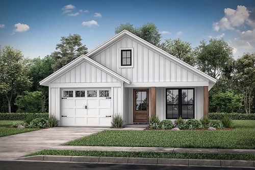 New Built Home for Sale in Town, in Hohenwald, Tennessee