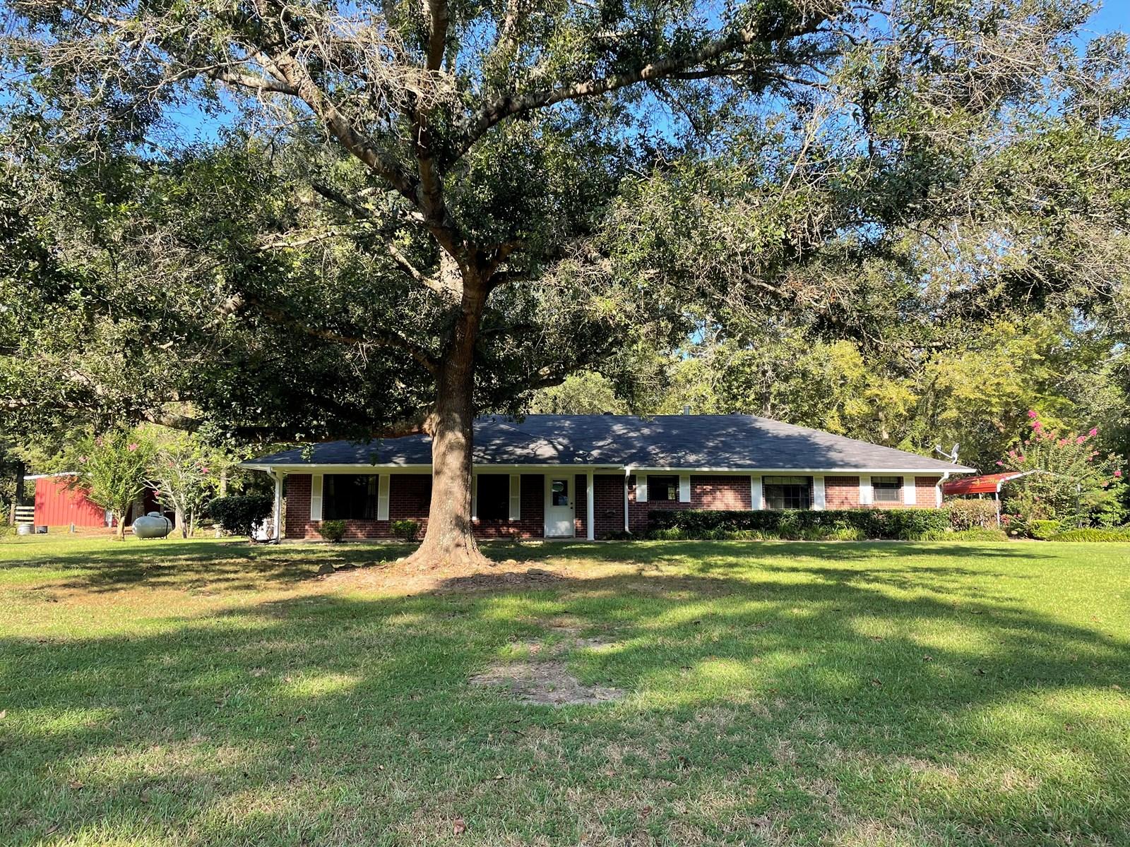 Cherokee County Texas Ranchette