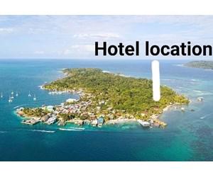 Titled Beachfront B & B, Isla Carenero, Bocas del Toro