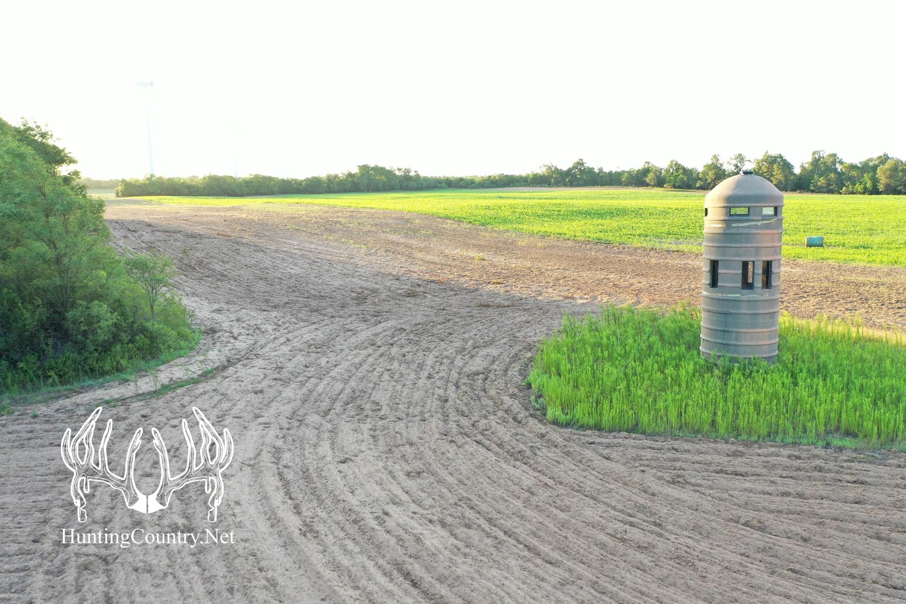 363 acres m/l. Kingman County, Kansas Land For Sale